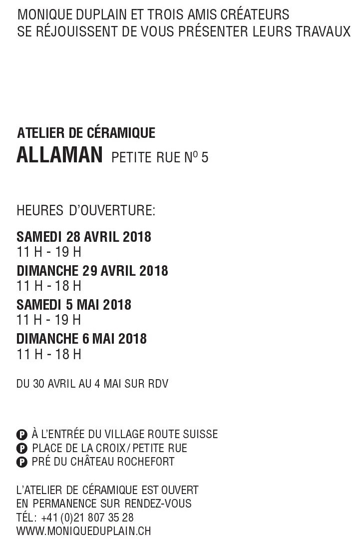 expo 2018 horaire